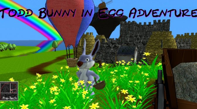 New Game Release for Easter!