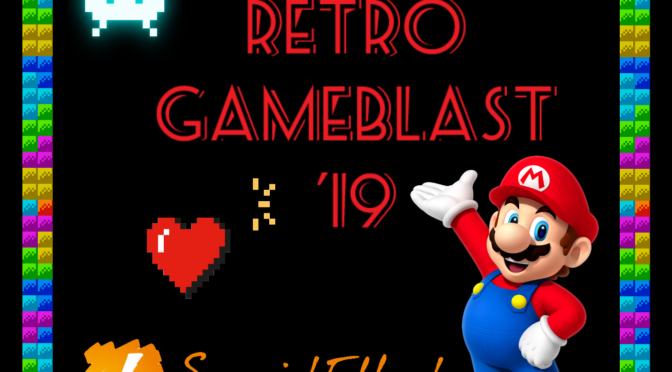 Retro GameBlast website now live!